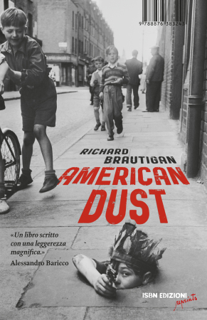 American Dust – Richard Brautigan