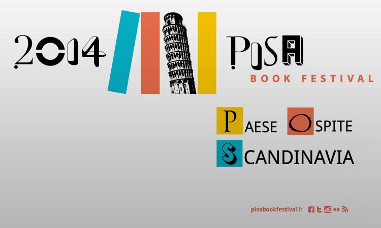 Pisa Book Festival – Pisa, 7-9 Novembre 2014