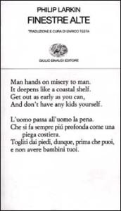 Finestre alte - Philip Larkin