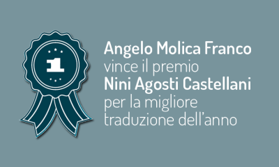 Angelo Molica Franco è il miglior traduttore dell'anno