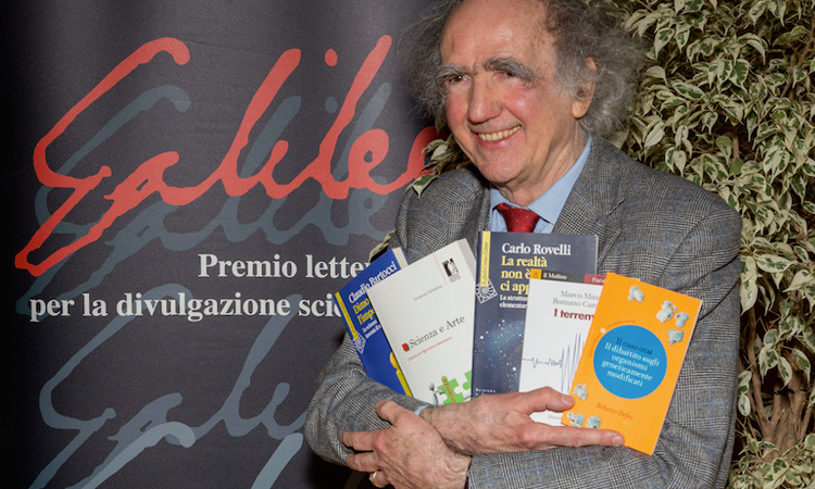 I 5 finalisti del Premio Galileo 2015
