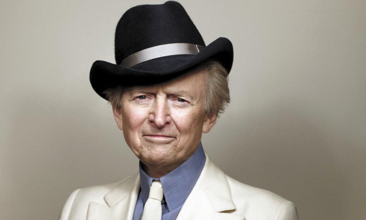 Happy Birthday, Tom Wolfe!