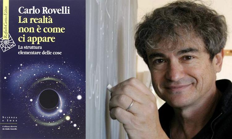 A Carlo Rovelli il Premio Galileo 2015