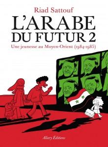 L'arab du futur 2 - Riad Sattouf