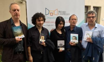 I finalisti della 53° Edizione del Premio Campiello