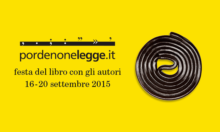 Pordenonelegge – Pordenone, 16-20 Settembre 2015
