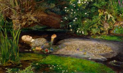 Elizabeth Siddal: poetessa-modella, eroina ottocentesca