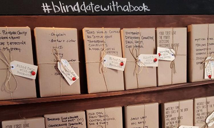 Australia, appuntamento al buio con un libro