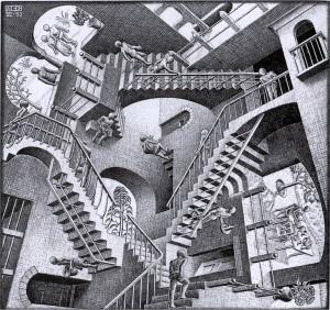 Labirinto di Escher