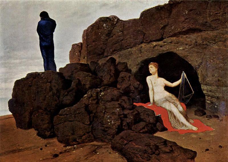 Ulisse e Calipso di Böcklin