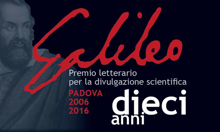 I 5 finalisti del Premio Galileo 2016