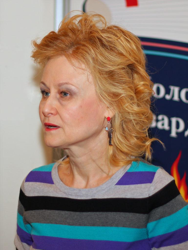 Darya Dontsova
