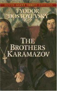 I fratelli Karamazov di Fyodor Dostoevsky