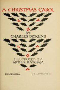 Il Canto di Natale di Charles Dickens