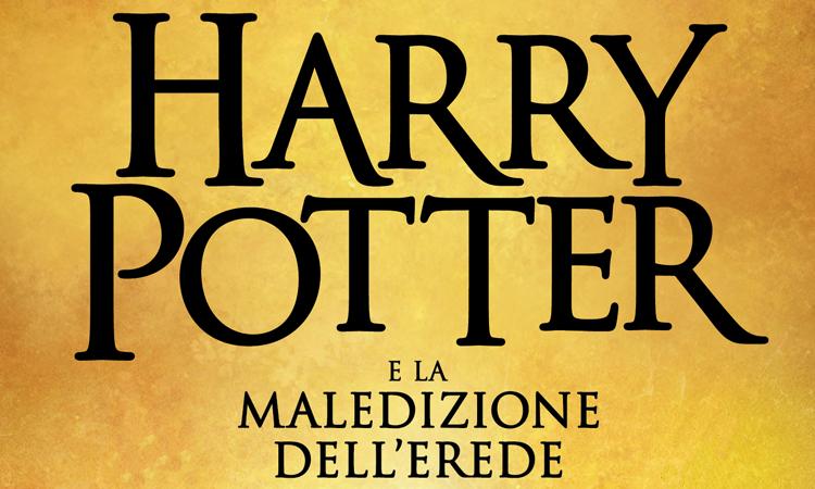 Ecco la data di uscita Harry Potter e la maledizione dell'erede