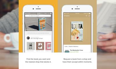 A Londra una nuova app salva le librerie locali