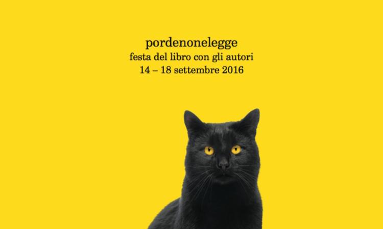Pordenonelegge – Pordenone, 14-18 Settembre 2016