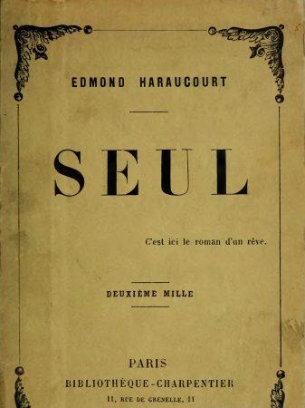Partire è un po' morire – Edmond Haraucourt