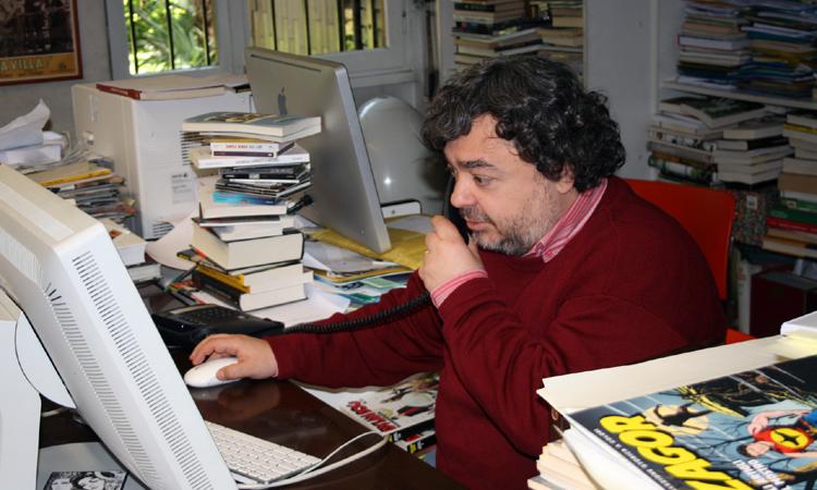 Intervista a Luca Crovi
