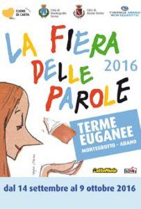 fiera parole 2016 terme euganee