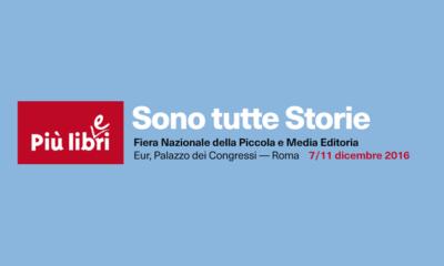 Più libri più liberi, Roma – 7-11 Dicembre 2016