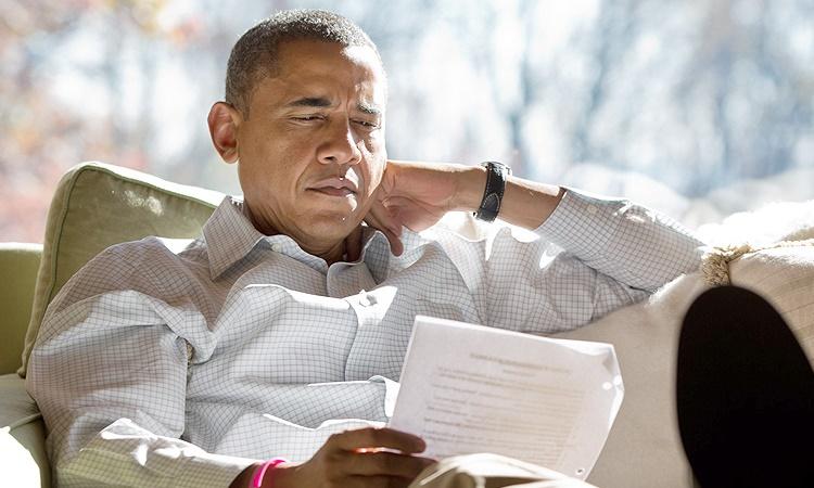 Il segreto di Obama per sopravvivere alla presidenza: i libri