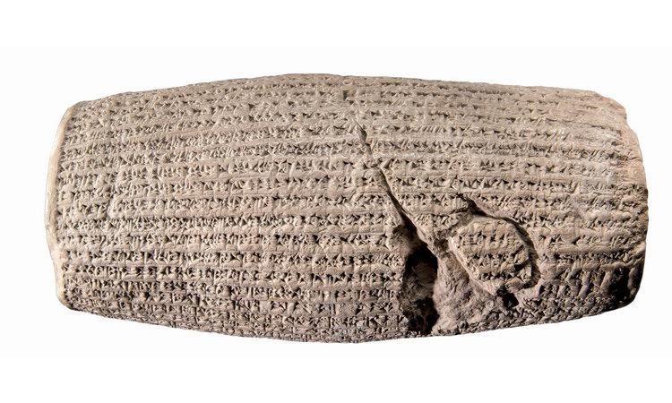 Prima dell'alfabeto. Viaggio in Mesopotamia alle origini della scrittura