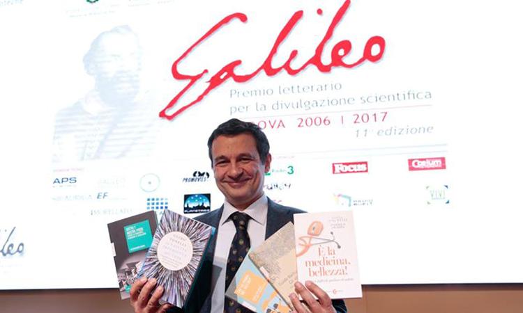 I 5 finalisti del Premio Galileo 2017