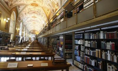 I manoscritti più antichi escono dalla Biblioteca Vaticana