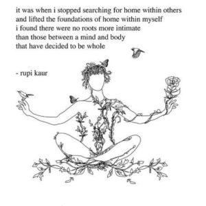 Milk and Honey Poem
