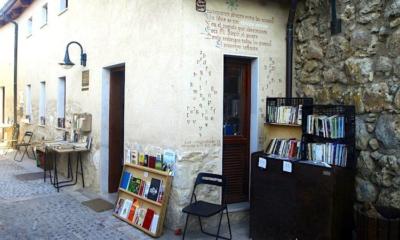 Una città di libri: Urueña, Spagna