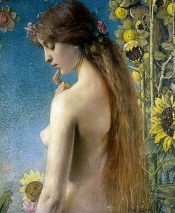 Clizia Louis Welden Hawkins