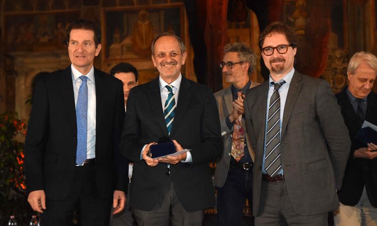 A Guido Tonelli il Premio Galileo 2017