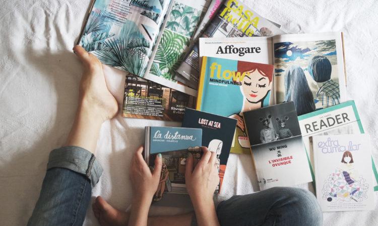 Un mondo di libri: lettura e lettori in un'infografica