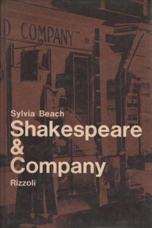 Shakespeare & Company – Sylvia Beach