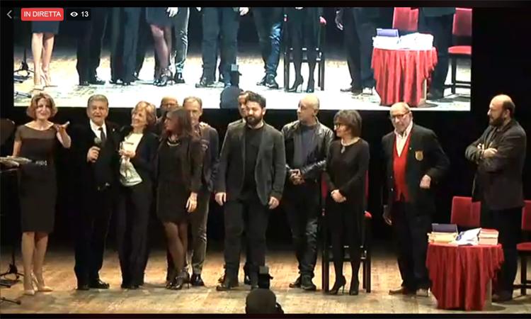 I vincitori del Premio Napoli 2017
