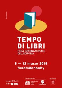 locandina Tempo di Libri 2018