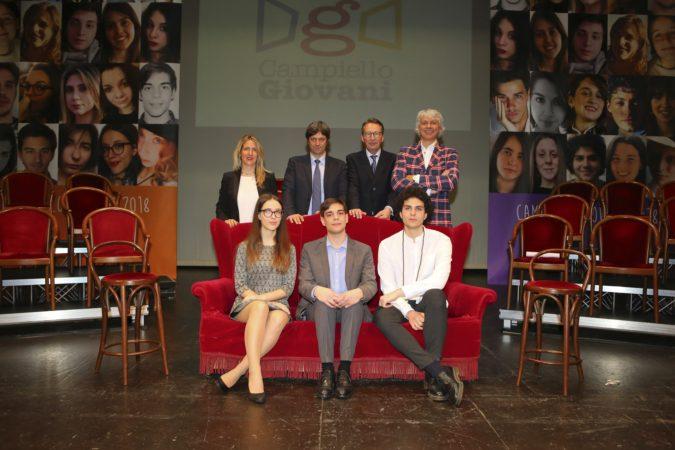 Campiello Giovani, i cinque finalisti della 23a edizione