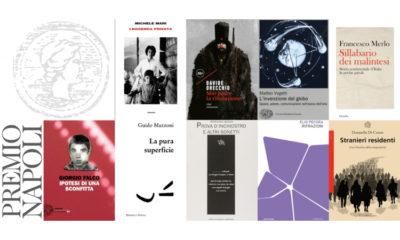 I finalisti del Premio Napoli 2018