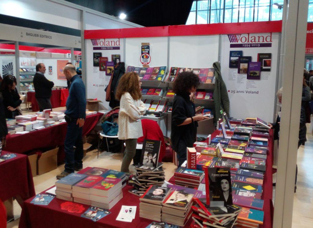 Voland Più libri più liberi: i 12 stand più belli dell'edizione 2019