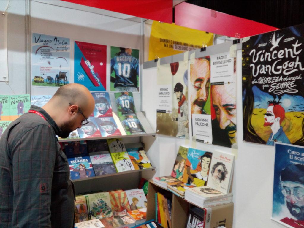 BeccoGiallo Più libri più liberi: i 12 stand più belli dell'edizione 2019