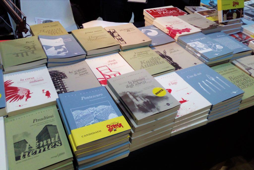Miraggi Più libri più liberi: i 12 stand più belli dell'edizione 2019