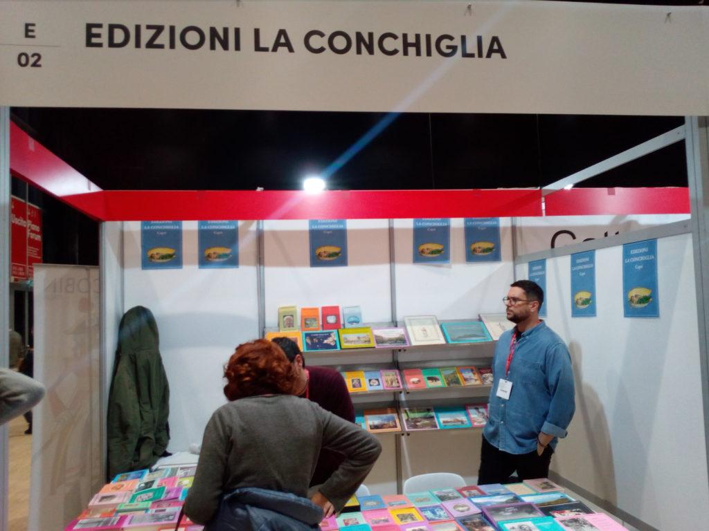 La conchiglia Più libri più liberi: i 12 stand più belli dell'edizione 2019