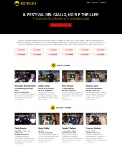 homepage Mesthriller on demand 2020