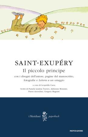 Il Piccolo Principe – Antoine de Saint-Exupéry