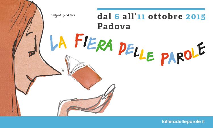La Fiera delle Parole – Padova, 6-11 ottobre 2015