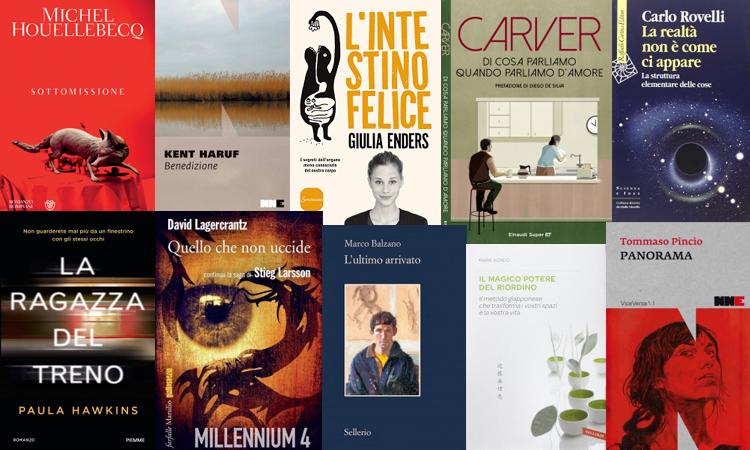 I 10 libri migliori del 2015 per raccontare il 2015