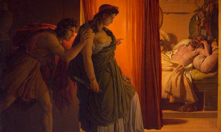 Il mito di Clitennestra, la femme fatale