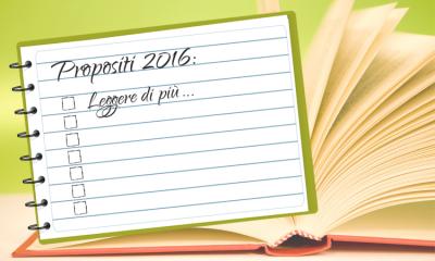 5 buoni propositi per il 2016 attraverso 5 libri