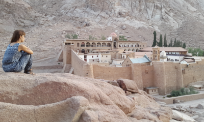 Sinai Palimpsests Project: intervista a Giulia Rossetto